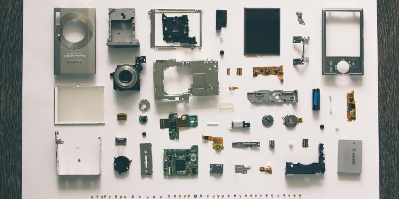stock camera dismantled engineer vadim sherbakov creative commons zero