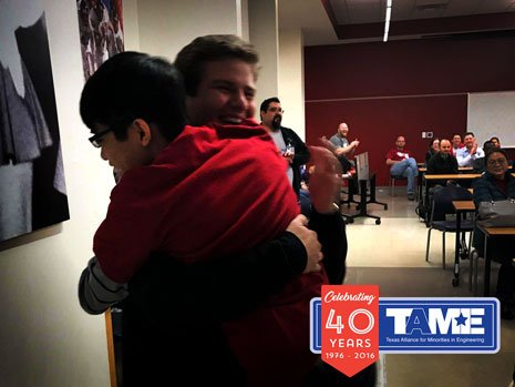 The 2017 TAME Fort Worth STEM Competition was hosted at Richland High School on Saturday January 28, 2017. The event, held free of cost to participants, brought together student competitors (grades 6-12) from across the region.