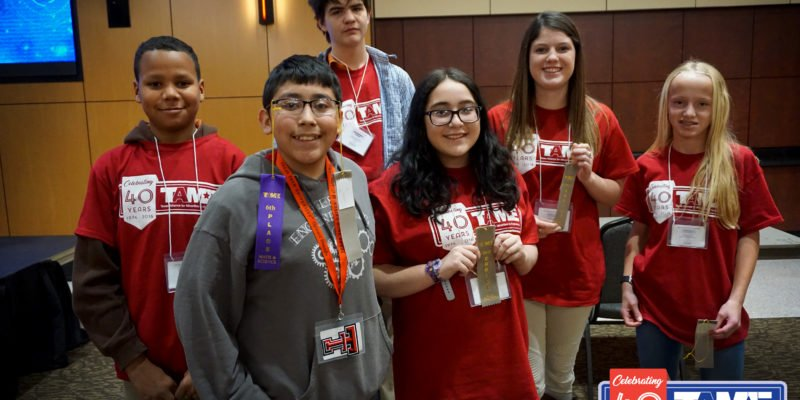 (Lubbock, TX) – The 2017 TAME Lubbock STEM Competition was hosted by Texas Tech University on Saturday January 28, 2017. The event, held free of cost to participants, brought together over 70 student competitors (grades 6-12) from across the region.