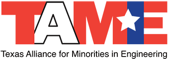 Texas Alliance for Minorities in Engineering Logo